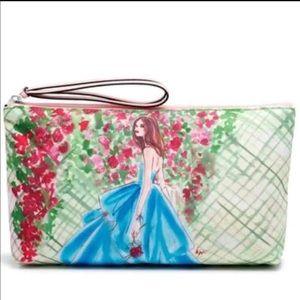 NWT Henri Bendel Clutch / Cosmetic Bag